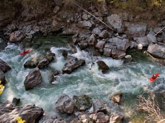 Сплав по рекам Чуя – Башкаус – Чулышман