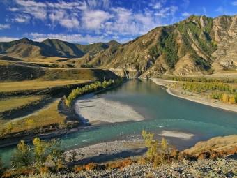 Водный тур «Чуя-Катунь»