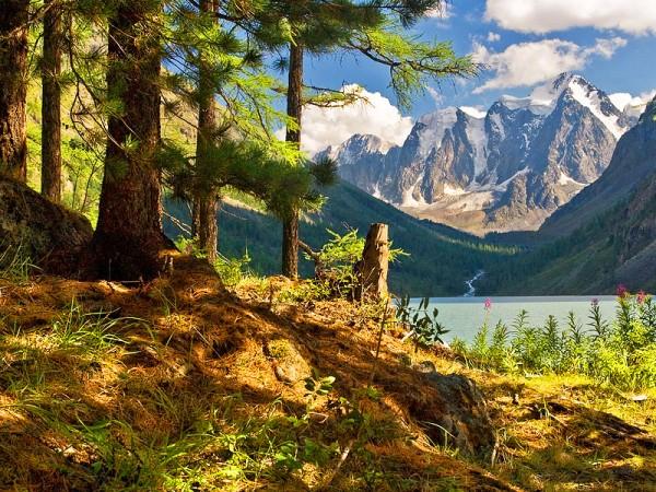 Пеший поход к Шавлинским озерам. Семь дней.