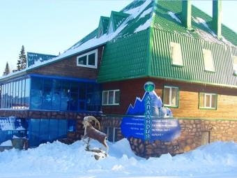 Гостиница «Лапландия»