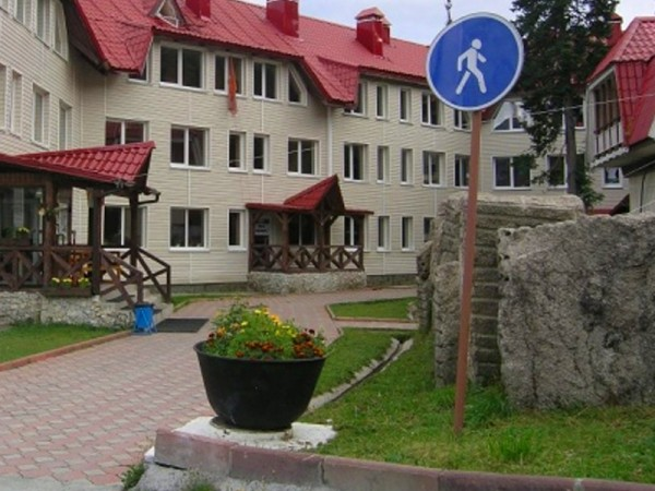 Гостиница «Спортотель - 2»