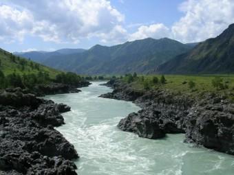 Водный тур «Средняя Катунь»