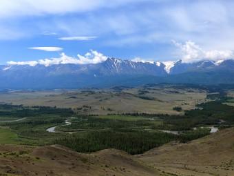 Комбинированный тур «Легенды южного Алтая»