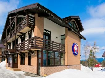 Гостиница «Альпен Клаб»
