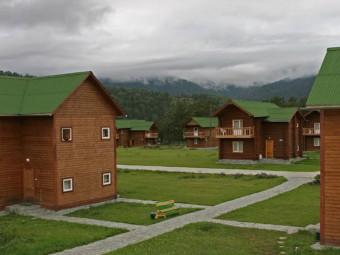 Туристический комплекс «Чемальское заречье»