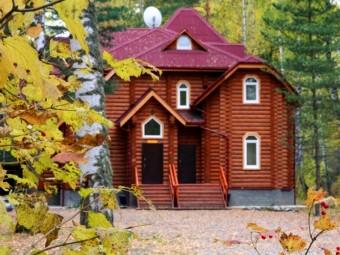 Туристическая база «Катунские Терема»