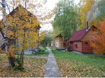 Туристическая база «Лукоморье»